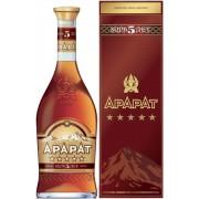 Ararat brandy 5 éves ajándékcsomagolásban 40% 0,5l