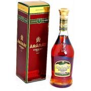 Brandy örmény Ararat 0,5L 7 éves