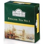 Tea Ahmad fekete English tea 100*2g