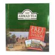 Tea Ahmad zöld 100*2g