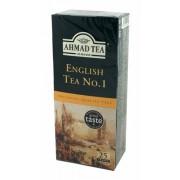 Tea AHMAD angol fekete N1 25x2 g