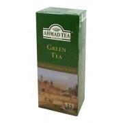 Tea AHMAD zöld tasakos 25x2g