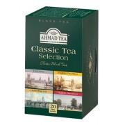 Fekete tea válolgatás AHMAD 4 féle tea x 5 tasak