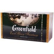 Tea Greenfield Earl Grey 25x2g