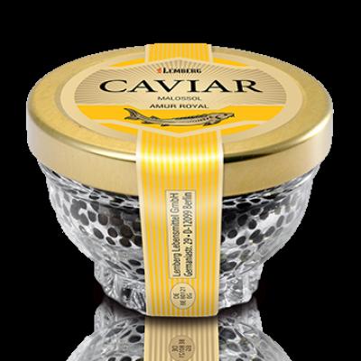 Tokhal kaviár Amur Royal 50g