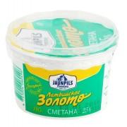 Tejföl Latvijszkoe Zoloto 180g 25%zsírtartalom