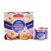 Sűrített tej DOVGAN 4*90 g