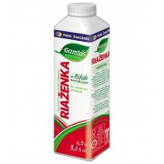 Joghurt rjazsenka bifidobakteriákkal 0,5L 3,2%