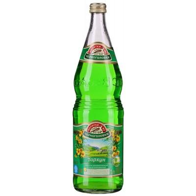Szénsavas üdítőital Tarhun Csernogolovka 0,5l üveg