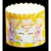 Papír sütőforma húsvéti kalácshoz 1 db