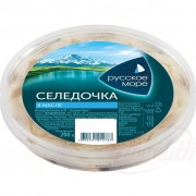 Heringfilé olajban 200g Russzkoe More