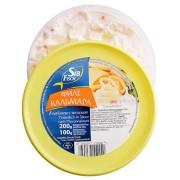 Tintahal filé fokhagymásan majonézzel 200g SIbFIsh