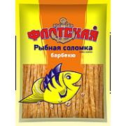 Szárított sós hal rudacskák BBQ ízesítéssel 35g