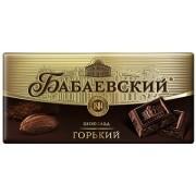 Étcsokoládé Babaevszkij mandulával 100g