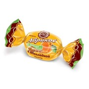 Sárgabarack csoki bevonatban dióval 100g Mikaello
