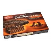 Nápolyis tórta Baltijszkij 320g csokis