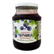 Áfona tört cukorral 600g Szibir.jagoda