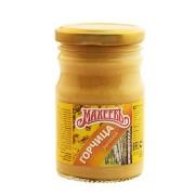 Mustár Maheev csipős üvegben 190g