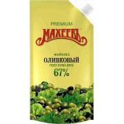 Majonéz Maheev olívaolajjal 67% 200g