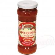 Csipős szósz hrenovina Pogrebok 295 ml