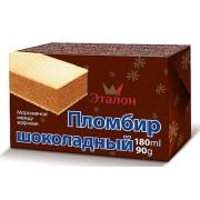 Jégkrém szendvics plombir csokis 180ml