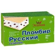 Jégkrém plombir vaniliás mazsolával szendvics 180ml