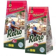 Pelmenyi Retro 1 kg (sertés, marha)